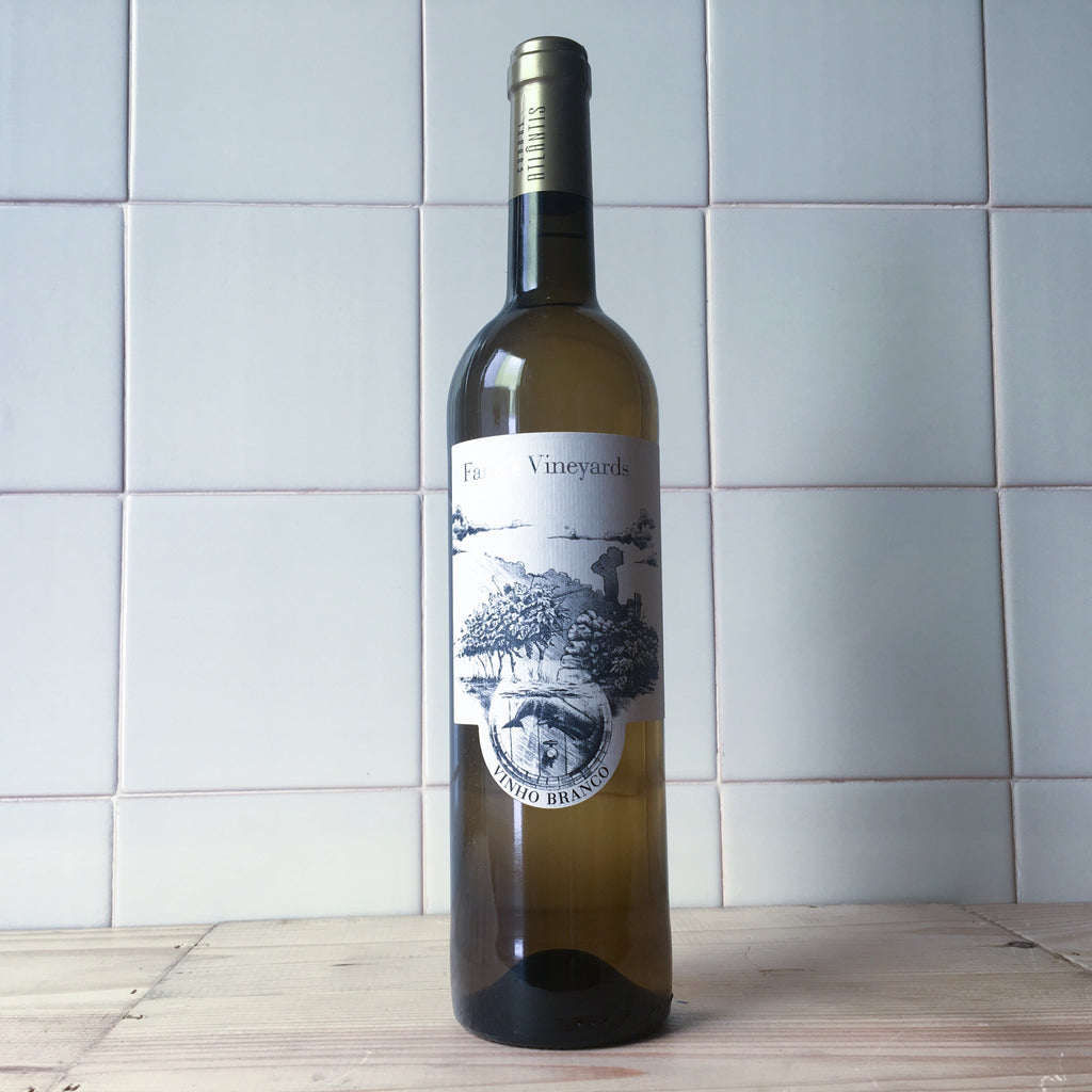 Faria´s Vineyards Branco 2015 Açores - Portuguese Wine - white