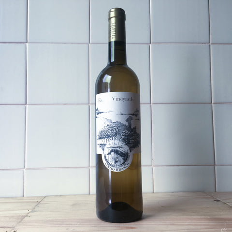 Faria´s Vineyards Branco 2018 Açores - Portuguese Wine - white