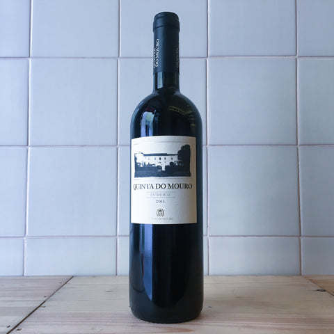 Quinta do Mouro Tinto 2012 Alentejo - Portuguese Wine - red