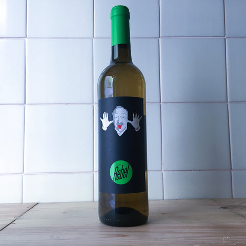 Pato Rebel Branco 2017 Bairrada - Portuguese Wine - white