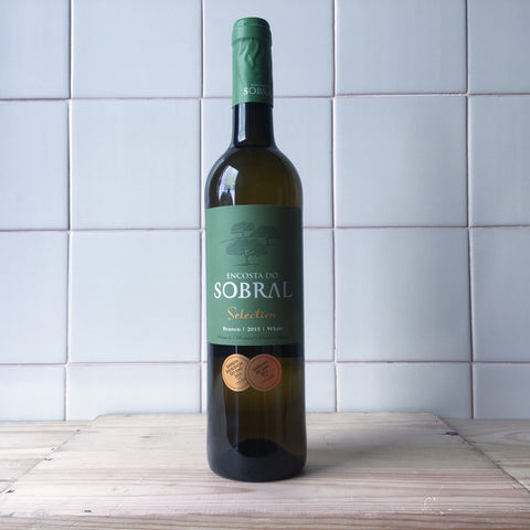 Encosta do Sobral Selection Branco 2015 Tejo - Portuguese Wine - white