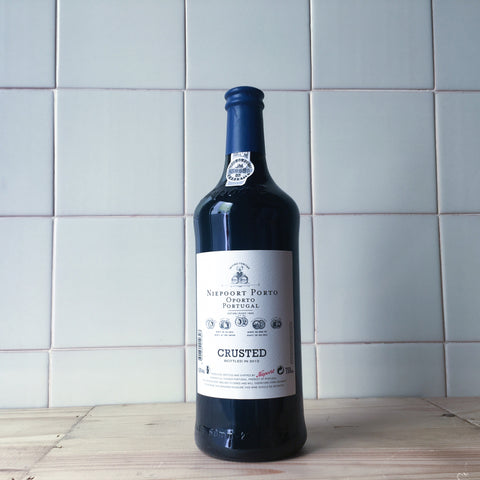 Niepoort Porto Crusted (bottle in 2014) Douro - Portuguese Wine - porto wine