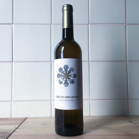 Casa do Arrabalde Branco 2016 Vinho Verde - Portuguese Wine - green wine