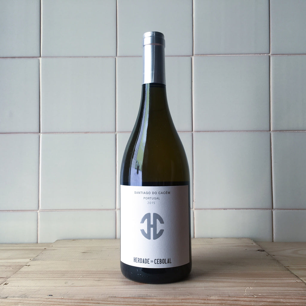 Herdade do Cebolal Branco 2015 Setubal - Portuguese Wine - white