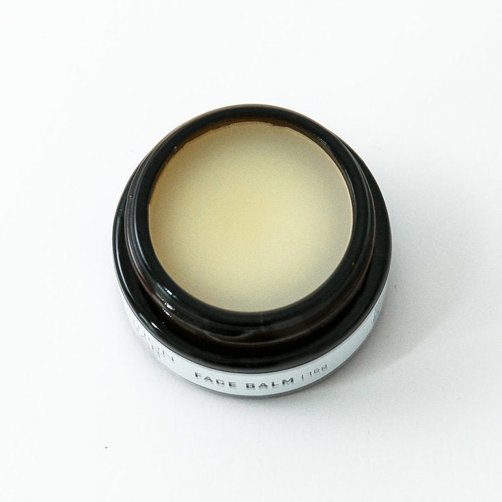 face balm by lotion bar co