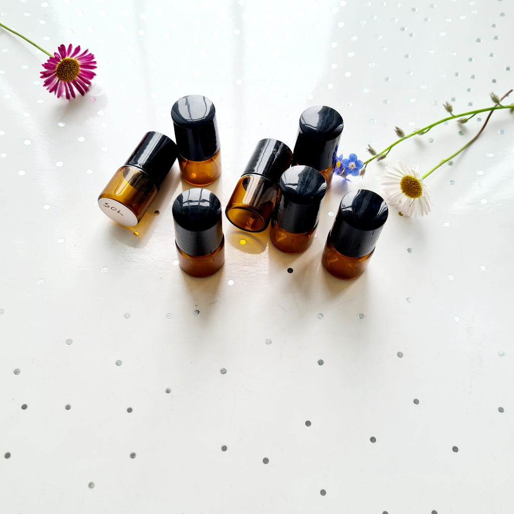 Perfume tester pack