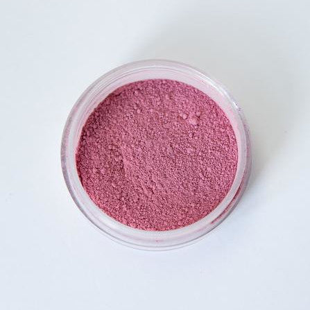 clay blush powder pin