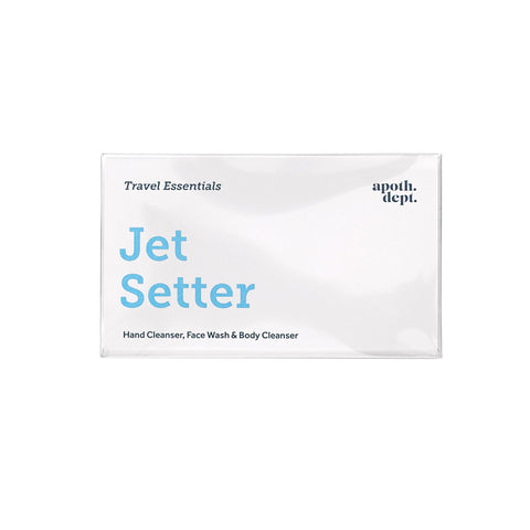 Jet Setter - Travel Essentials