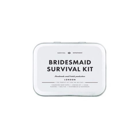 Bridesmaid Survial Kit