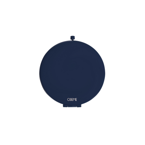 Compact Mirror - Navy