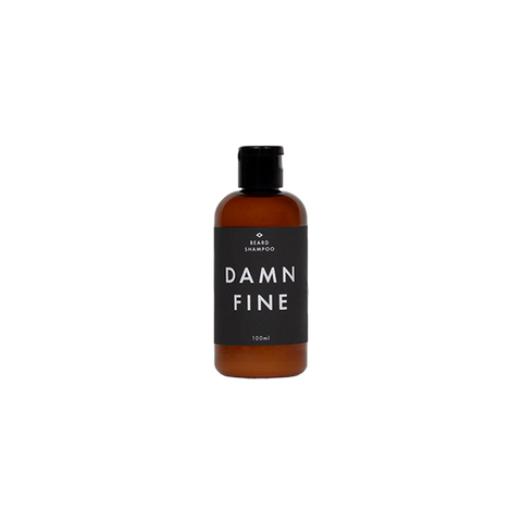 Damn Fine - Beard Shampoo 100ml