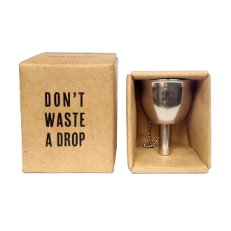 Flask Funnel – Don't Waste a Drop