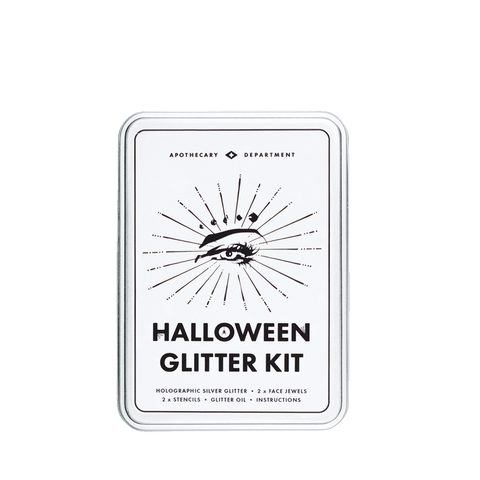 Halloween Glitter Kit