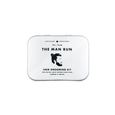 Hair Kit - Man Bun