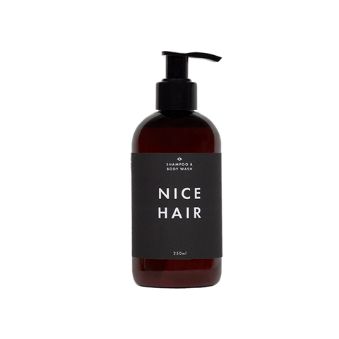 Nice Hair - Shampoo & Body Wash 250ml