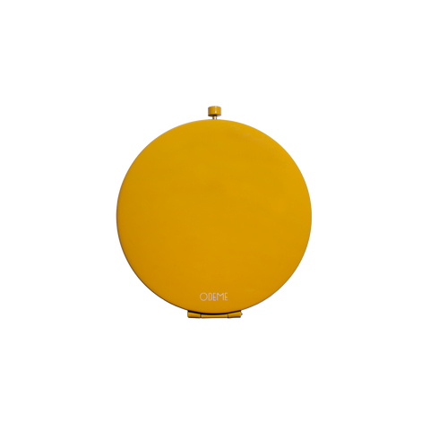 Compact Mirror - Yellow