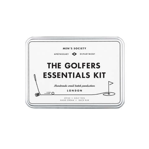 Golfer Essentials Kit