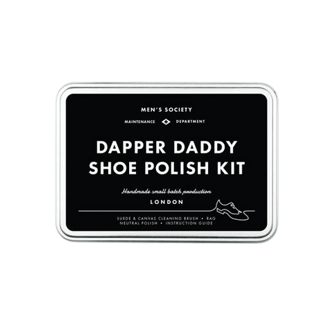 Shoe Polish Kit - Dapper Daddy
