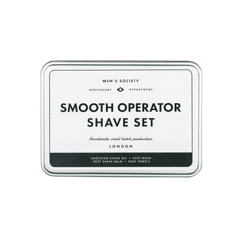 Shave Kit - Smooth Operator