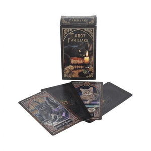 Lisa Parker Tarot Familiar Cards Familiar Gothic Fantasy Tarot Cards by Lisa Parker