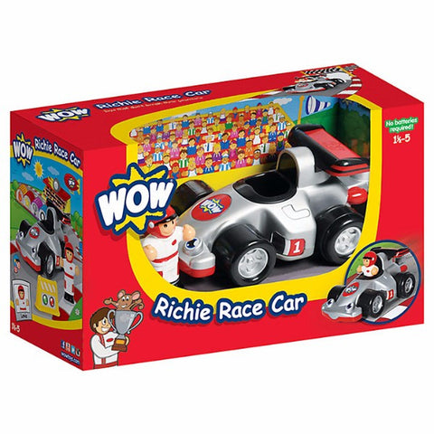 WOW Toys Richie Race Car | Bear Bottom Toys & Gifts | Durham