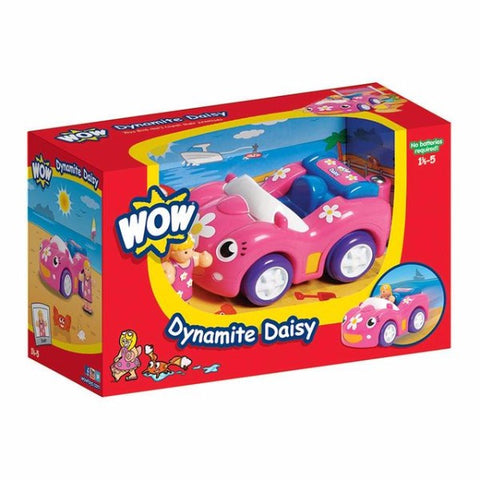 WOW Toys Dynamite Daisy | Bear Bottom Toys & Gifts | Durham