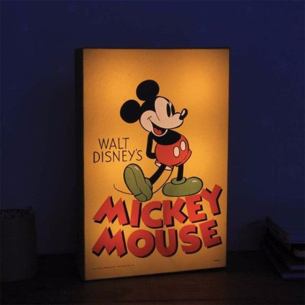 Toy Box Mickey Mouse Luminart | Bear Bottom