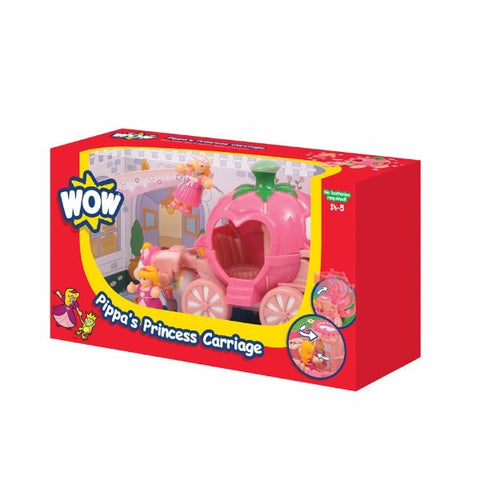 WOW Toys Pippa's Princess Carriage | Bear Bottom Toys & Gifts | Durham