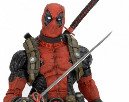 Epic Marvel Deadpool Collector's Figurine Limited Edition | Bear Bottom
