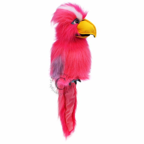 Pink Galah Bird Puppet | The Puppet Company | Bear Bottom