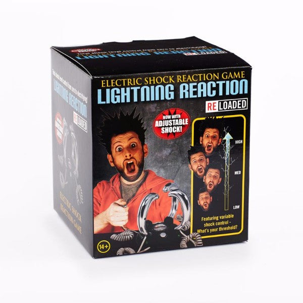 Electric Shock Lightning Reaction Reloaded Game | Bear Bottom