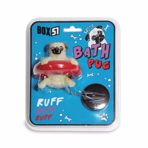 Bath Pug | Pug Toys | Bear Bottom Toys & Gifts
