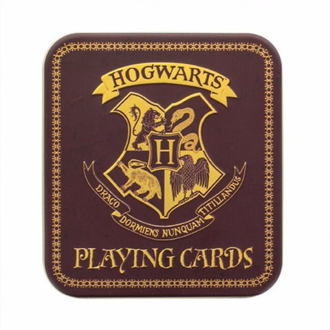 Harry Potter Hogwarts Playing Cards | Novelty | Bear Bottom | Durham