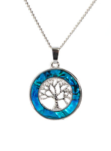 Tree of life in circle 20mm