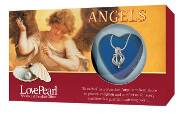 Angels Jewellery Chain With Pearl