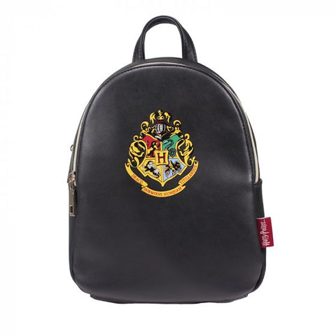 HARRY POTTER (HOGWARTS CREST)-RUCKSACK SMALL