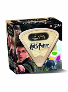 Wizarding World of Harry Potter Trivial Pursuit | Bear Bottom