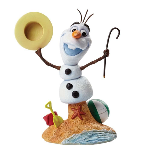 Disney Olaf Frozen Bust (In Summer) | Bear Bottom