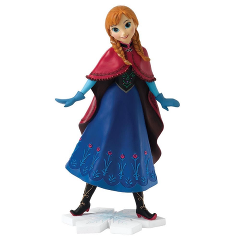 Princess of Arendelle Anna Frozen Figurine | Bear Bottom