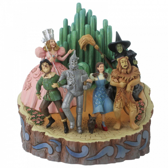 Adventure to the Emerald City (Wizard of Oz Carved By Heart
