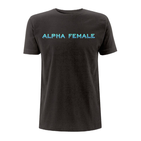 'Alpha Female' Black T-Shirt