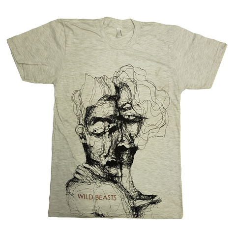 'Illustration' Grey T-Shirt