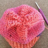 Simply Sweet Beanie PDF Crochet Pattern - Digital Download