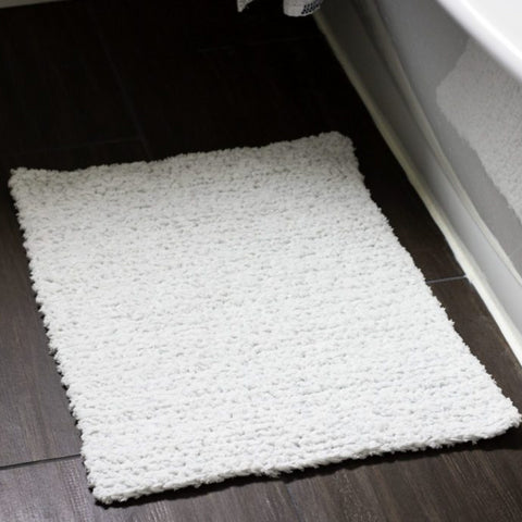 Bath Mat PDF Crochet Pattern - Digital Download