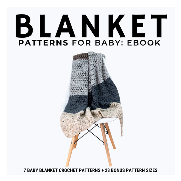 Ebook: Easy Crochet Blanket Patterns for Baby