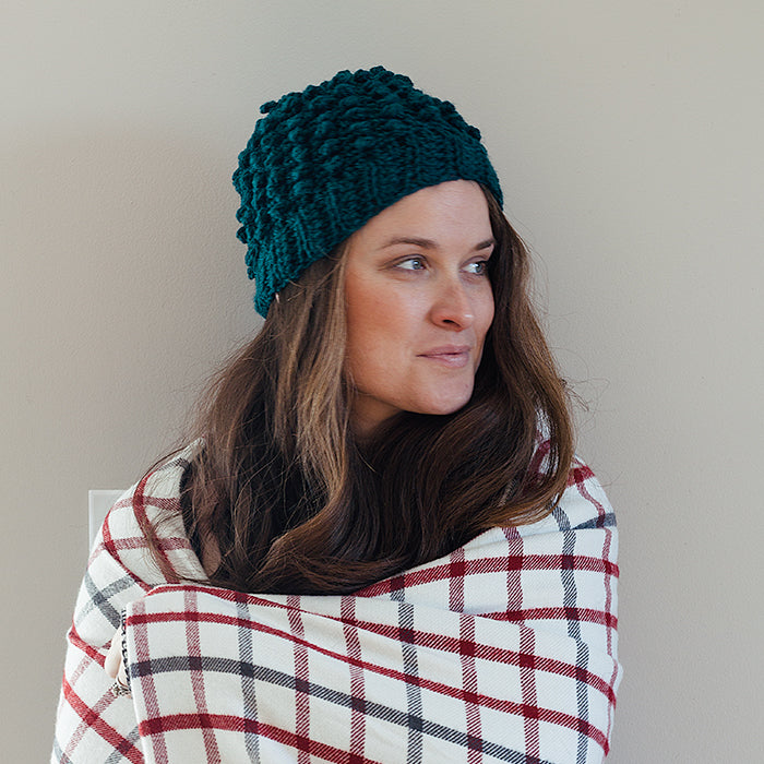 Williams Beanie PDF Crochet Pattern - Digital Download