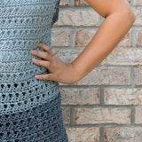 Olivia Crochet Top PDF Crochet Pattern - Digital Download