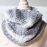 Shimmering Snow Cowl PDF Crochet Pattern - Digital Download