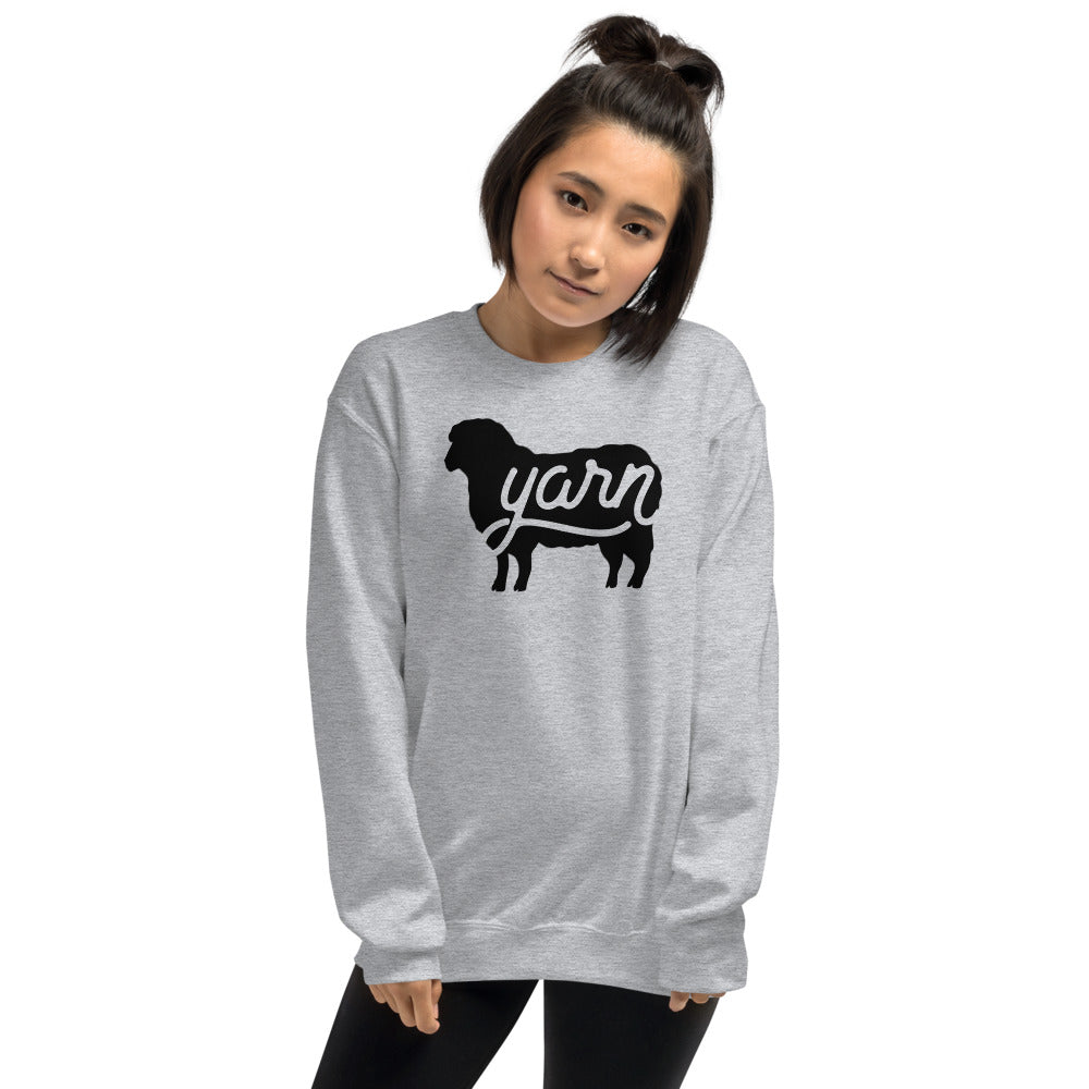 Yarn Sheep Sweatshirt