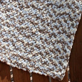 Sea Soft Baby Blanket PDF Crochet Pattern Four Sizes - Digital Download